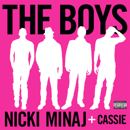 nicki-minaj-the-boys-cassie-single-cover