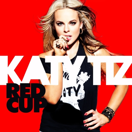 Katy Tiz Red Cup