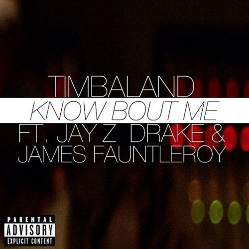 imbaland ft. Jay-Z & Drake - Know Bout Me