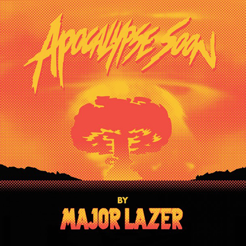 Major Lazer ft. Pharrell - Aerosol Can