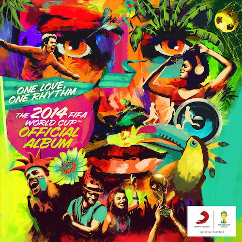 Pitbull Ft. J.Lo & Claudia Leitte - We Are One (Ole Ola)