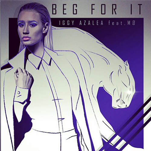 Iggy Azalea ft. MØ - Beg For It
